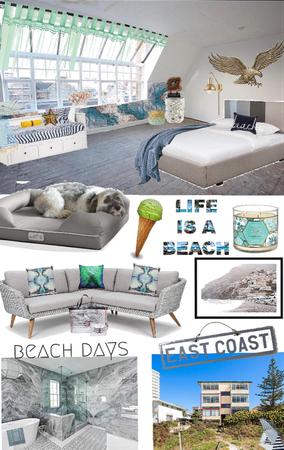 coastal getaway 🏖
