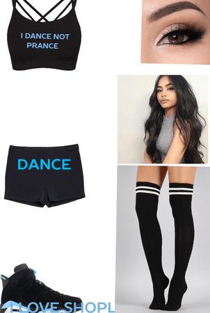 Dance don't prance