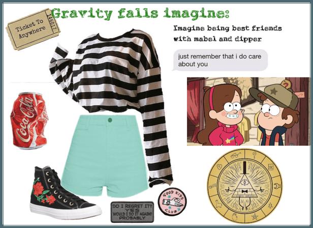 Gravity falls imagine #1