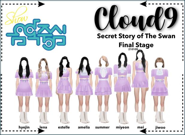 Cloud9 (구름아홉)   Show! Music Core   210109
