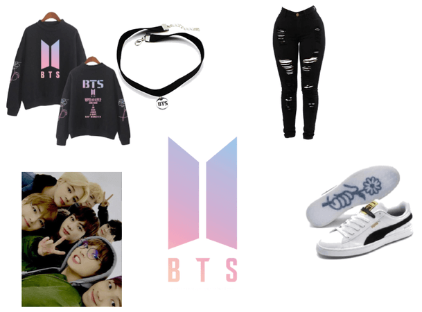 BTS ARMY outfit