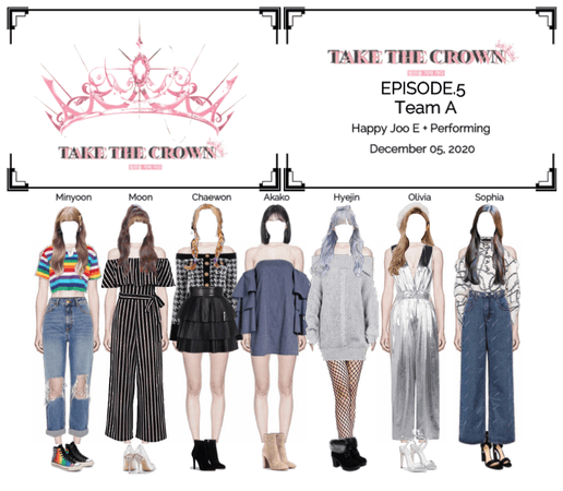 """Take The Crown"" Ep.5 [Team A]"