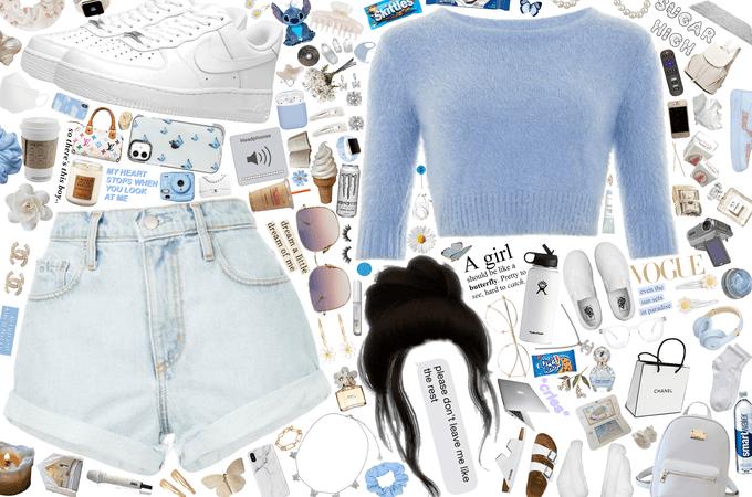 I'm blue 😪