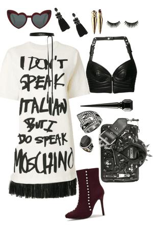 Moschino Language