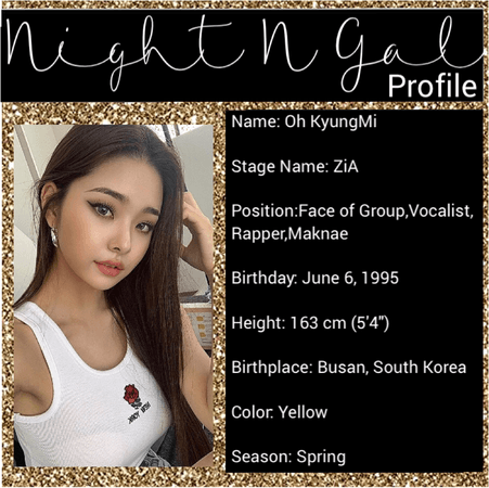 Fourth Member of NightNGal