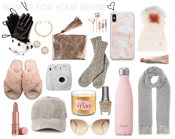 Gifts for your bestie <3