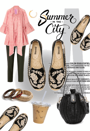 espadrilles for the summer