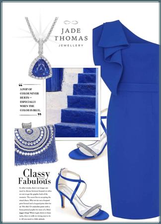 Jade Thomas Jewellery: Tanzanite & Diamonds