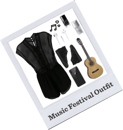 Music Festival Outfit