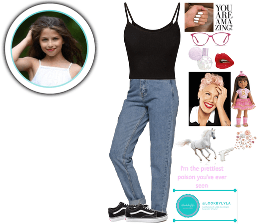 what I think @looksbylyla would wear -for dress me up @looksbylyla challenge-