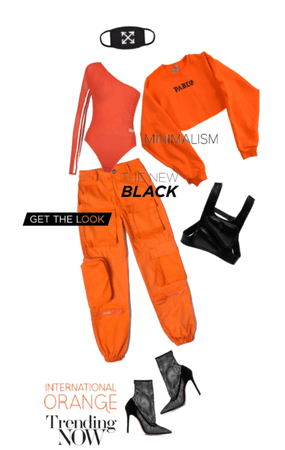 Orange is a new black
