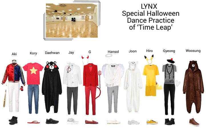 Lynx//Halloween Ver. Dance Practice 'Time Leap'
