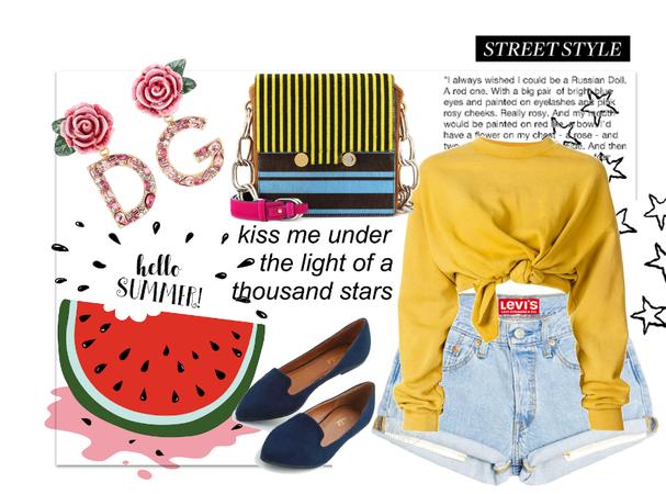fruity summer style