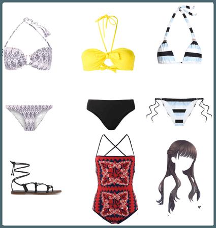 maria pool/beach