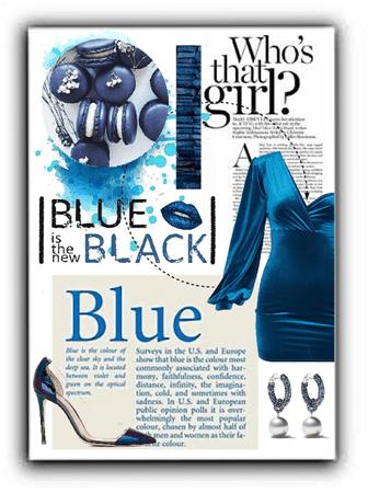 Blue date🌌