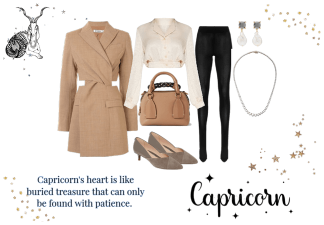 Capricorn Outfit