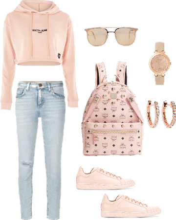 The Girly Or Tomboy Outfit