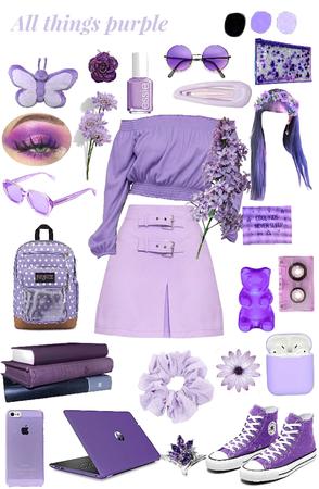 purple days 💜
