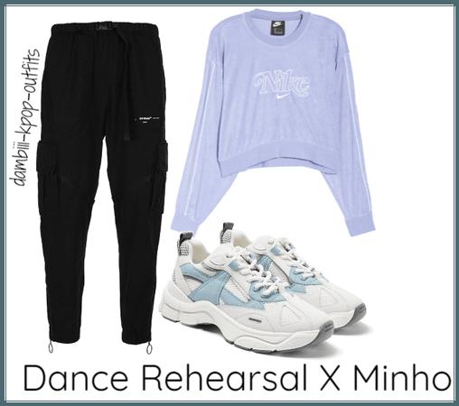 Dance Rehearsal X Minho