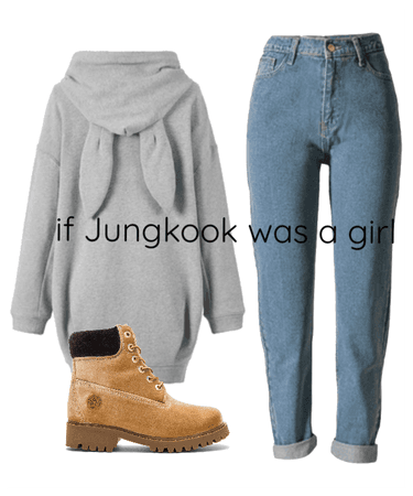 If Jeon Jungkook was a girl