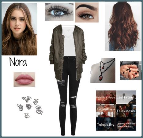 Nora (MCU/DCU)