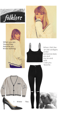 cardigan- Taylor Swift