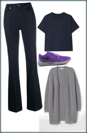 Minimalist closet #14