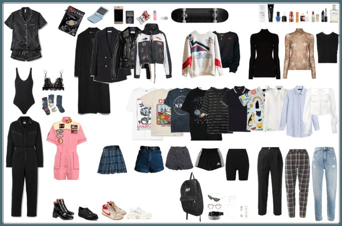 lola's capsule wardrobe 2