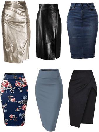 Cool Pencil Skirts