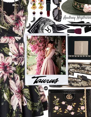 Taurus Celebrity Icons: Audrey Hepburn