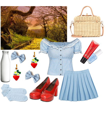 Dorothy Gale (Nymphet Style)