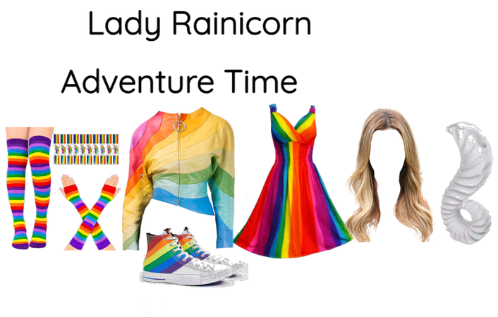 Lady Rainicorn (Adventure Time)