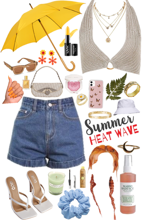 Summer:beat the heat!!!