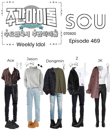 Weekly Idol- SOU