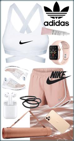 rose gold workout