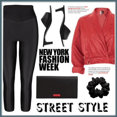 NYFW Street Style!