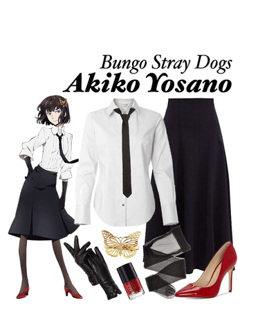 BUNGO STRAY DOGS: Akiko Yosano