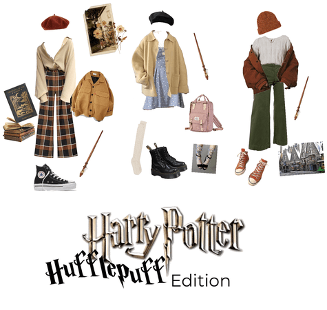 Hufflepuff outfits