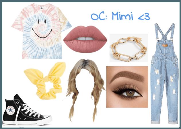 "OC: Emilia ""Mimi"" Robinson"