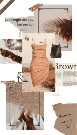 Summer brown essentials