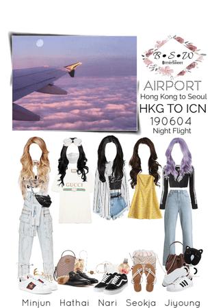 BSW Airport - Night Flight 190604