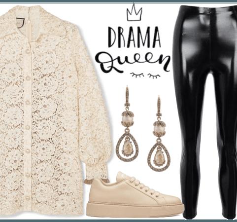 Drama Queen - Gucci galore
