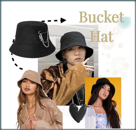 '90s Bucket Hat Fashion