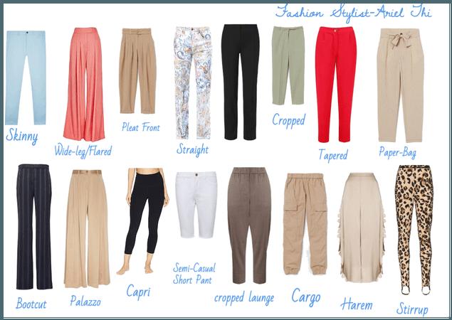 Pants Type