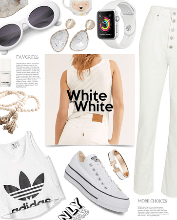 white-on-white challenge