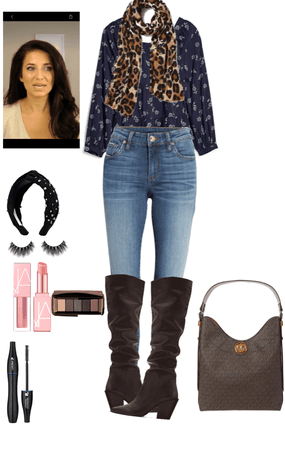 New York City trip outfit