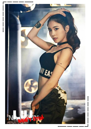 """BGU [Liu] """"Won't Stop"""" Concept Photos"""