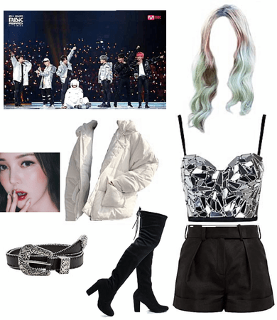 Bts 8th member inspired outfits