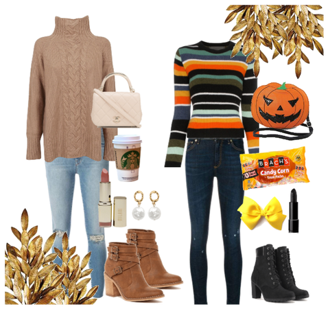 Thanksgiving VS Halloween