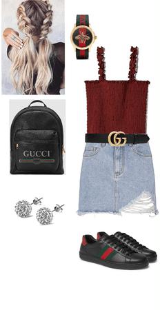 Gucci ✨❤️🖤💚✨